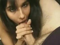 indian-latina blowjob