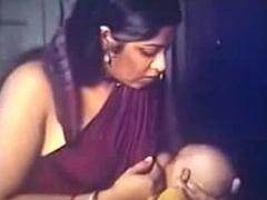 Desi bhabhi milk feeding glaze instalment scene instalment scene