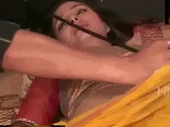 Working porn mid-point in indian style