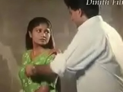 South Indian house wife ki chudai coitus in house